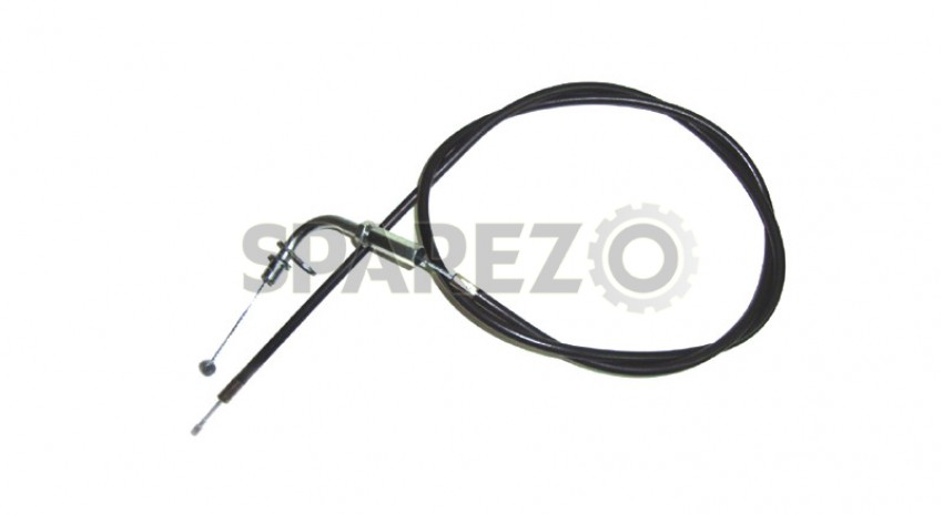 royal enfield 5 speed throttle cable