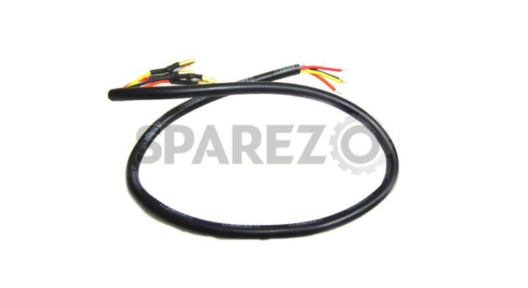 royal enfield 12v alternator wire all model