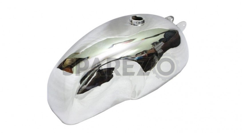 Norton Commando Roadster Cherry Painted Petrol Tank 750 With Side Panel|Fit For