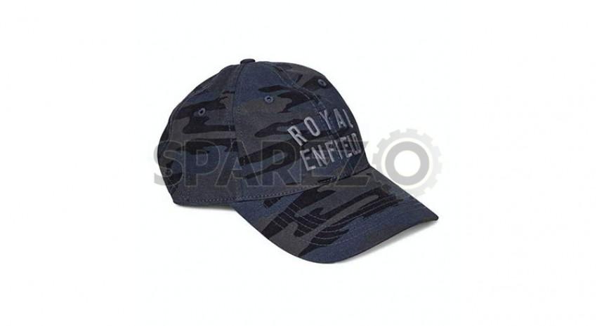 23bffec8cb1 Genuine Royal Enfield Essential Cap Camo Grey - Sparezo