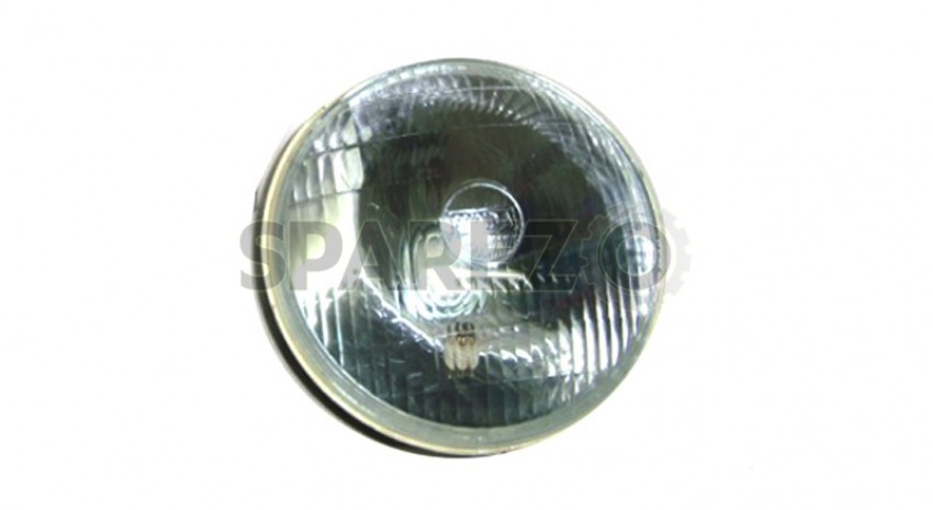 Royal Enfield 7 Quot Lamp Unit Reflector With Parking Bulb