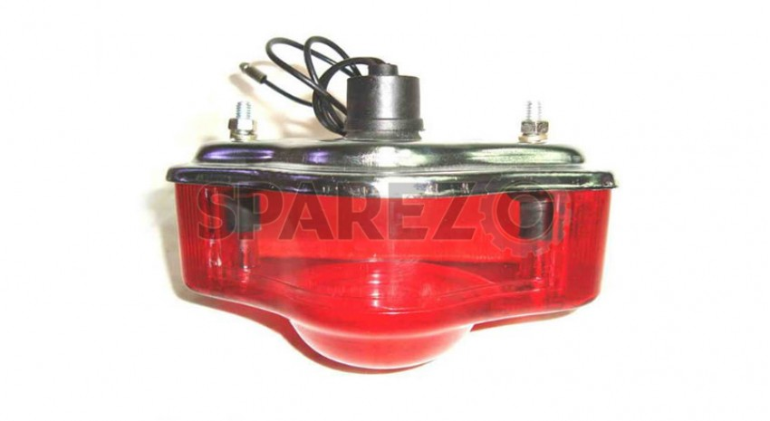 Royal Enfield Complete Tail Lamp Assembly Sparezo