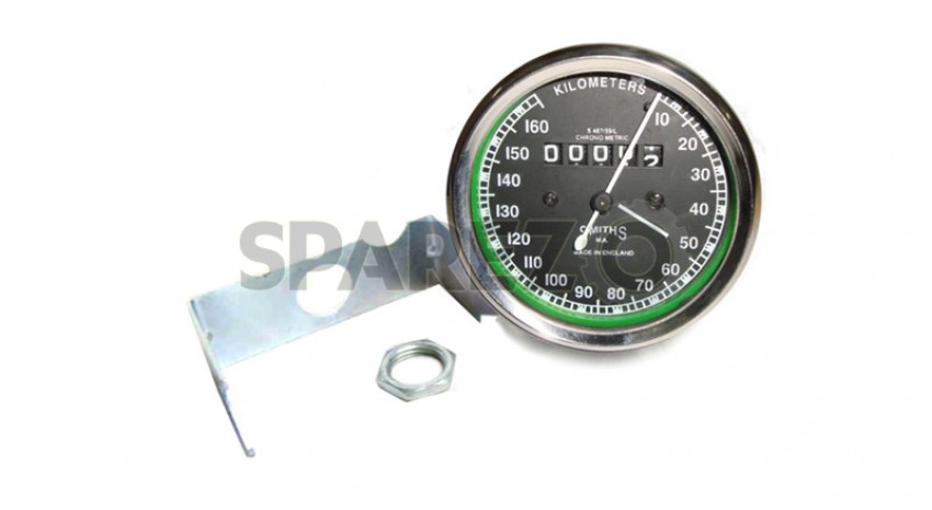 Smiths Speedo 0-160 KMPH With Royal Enfield Speedometer