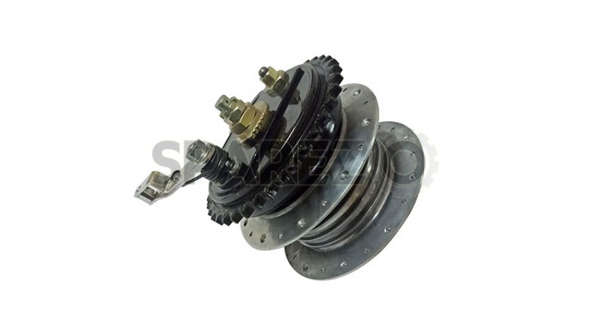 Royal Enfield Complete Rear Wheel Hub    Brake System