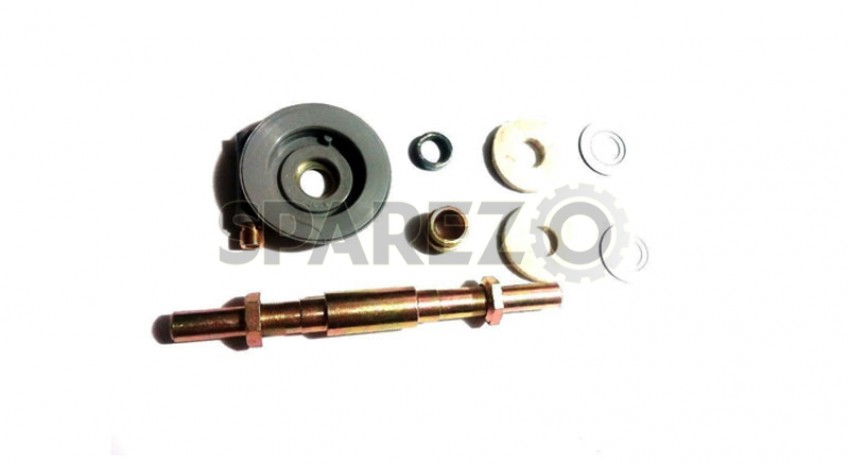 Front wheel axle spindle kit for Royal Enfield #144293 UK SELLER