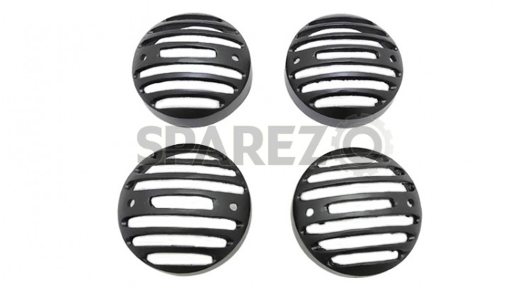 Royal Enfield Classic Set Of 4 Front Rear Indicator Grill
